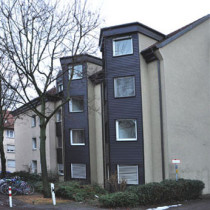 Studentenwohnanlage, Wöhrd K11, Haus Nord, nürnberg